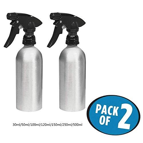 2pcs Pulvérisateur à Gâchette Plastique,portable Réutilisables,3 Modes (pulvérisation & Jet & Off),bouteille Spray,pour Arroser Les Plantes Et Les Fle