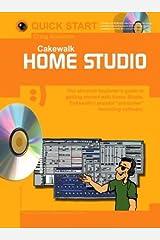 Cakewalk Home Studio (Wizoo Quick Start) Paperback
