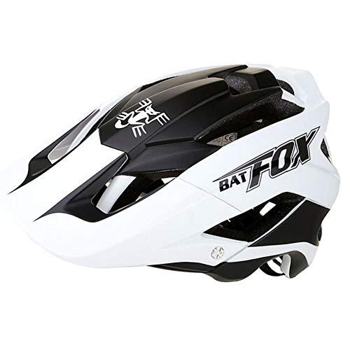 Fancylande fietshelm BATFOX Mountainbike rijhelm eendelig F-659 Successful