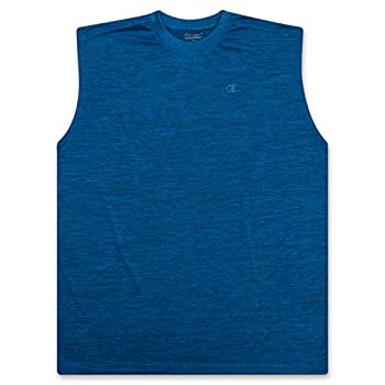 Champion Big & Tall Men's Tank Top - Sleeveless Jersey Muscle Shirt…