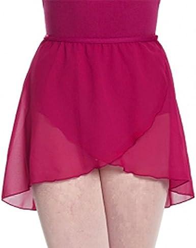 Mujer Capezio CAD800 Falda de Gasa para Mujer