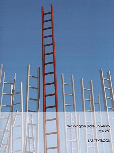 MIS 250 Lab Textbook - Washington State University