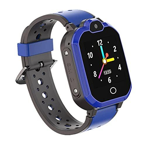 skrskr LT05 4G Reloj Inteligente para niños BT Video Llamada IP67 LBS Impermeable Anti-pérdida para niños Smartwatch Soporte 11 Idiomas