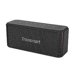 『Technologie SoundPulse』 La puissance nominale de 60W offre des basses robustes. 2 amplificateurs positionnés dans le haut-parleur et sont conçus pour fournir la puissance de sortie élevée requise. Enceinte bluetooth puissante équipé d'un audio 2.1 c...