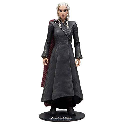 Game of Thrones Figur Daenerys Targaryen Multicolor, aus PVC, in Geschenkkarton.