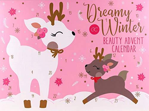 Accentra Adventskalender Dreamy Winter Für Mädchen Mit 24 Bade-, Körperpflege Und Accessoires Produkten Für Eine Abwechslungsreiche Und Verwöhnende Adventszeit