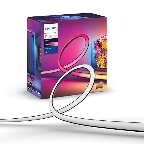 PHILIPS Hue Play Gradient 75 Zoll Lightstrip 16 Mio. Farben