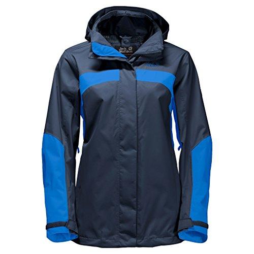 Jack Wolfskin Damen Topaz Jacket Medium Nacht Blau