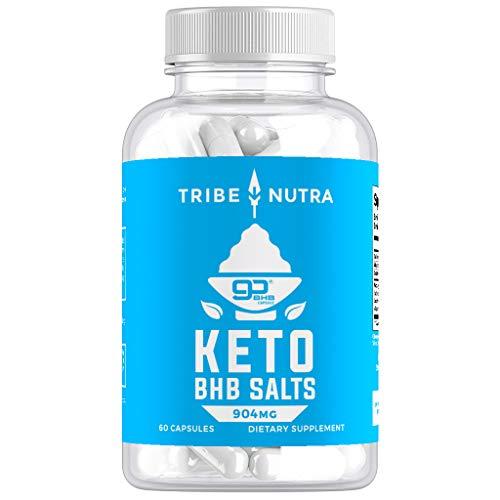 Keto Pills - Appetite Suppressant - Ketogenic Pills for Men and Women - Fat Burner - Diet Pills - 60 Count