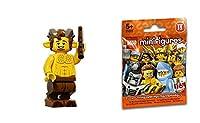 レゴ ミニフィギュア シリーズ15 ファウヌス Faun 71011-07