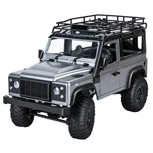 YanYun MN 99S 2.4G 1/12 4WD RTR Crawler RC Coche Buggy Todoterreno para Modelo de VehíCulo