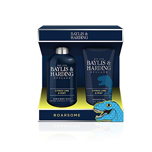 Baylis & Harding Heren Citrus Lime & Mint Grote Duo Giftset