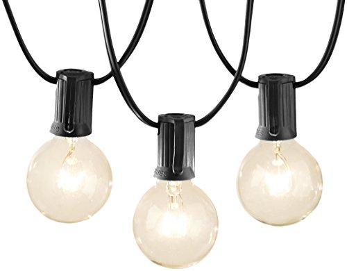 Amazon Basics Patio String Light...