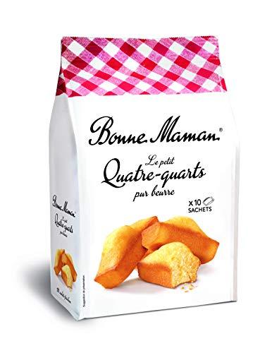 Bonne Maman petits Quatre-quarts kleine Küchlein mit Butter 10x30g=300g Gebäck