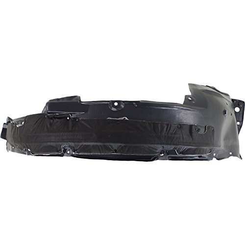 Evan-Fischer Splash Shield for Honda CR-V 12-14 FRONT w/Insulation Foam Right Side