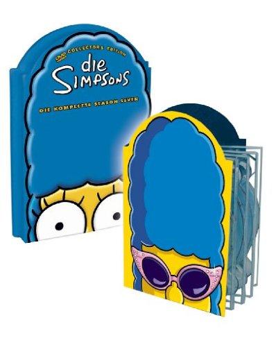 Season 7 (Kopf-Tiefzieh-Box, Collector's Edition, 4 DVDs)