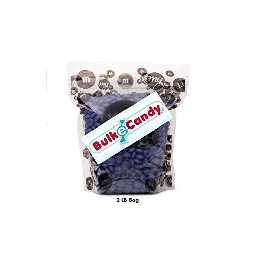 Purple M&M'S Bulk Candy Bag (2lb)