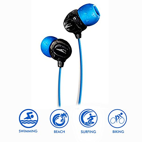 Best Waterproof Headphones For Swimming Laps