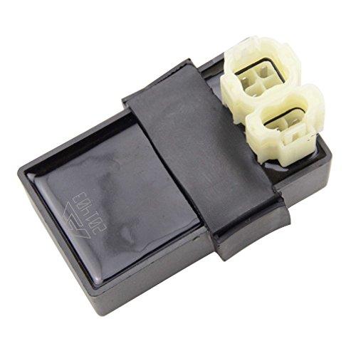 GOOFIT 6-Pin DC CDI Box f¨¹r GY6 50cc 70cc 90cc 110cc 125cc 150cc ATV Go Kart-Moped-Roller