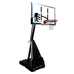 adjustable outdoor basketball hoop