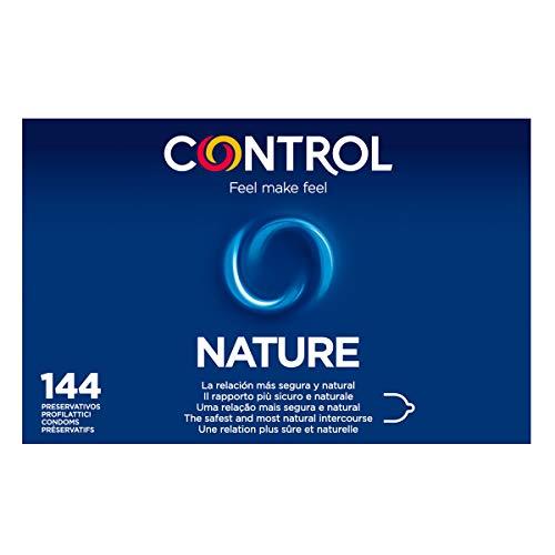 CONTROL Profilattici - 144 pezzi