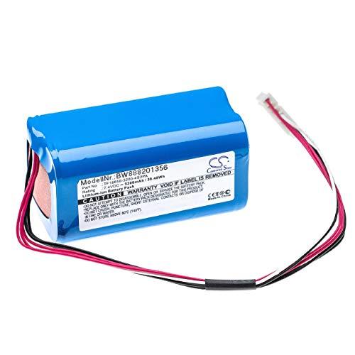 vhbw batería Compatible con Marshall Kilburn II, II V2 Altavoz Altavoces (5200mAh, 7,4V, Li-Ion)