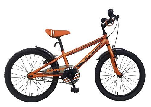Umit Bicicleta 20 Pulgadas XT20, Unisex niños, Naranja