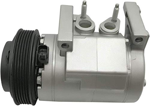 RYC Remanufactured AC Compressor and A/C Clutch AIG316