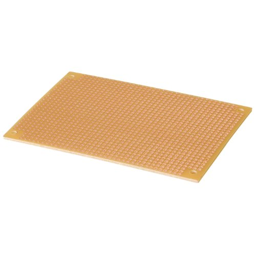 Perforated PC Board | 7,94 x 10,95 cm