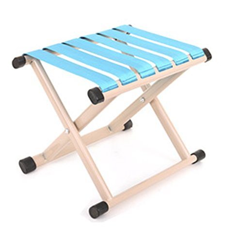 F Fityle Tabouret Pliant Si/ège de Camping Mobilier Table Repos de Voiture Portable Chaise de P/êche Camping Randonn/ée