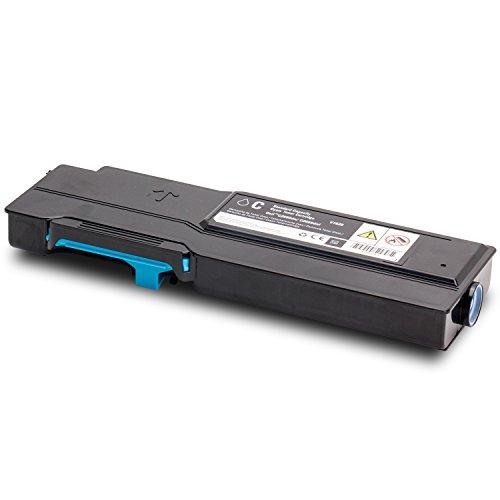 Dell Original Toner Cyan 1.200 Seiten (593-BBBN) für C2665DNF & C2660DN