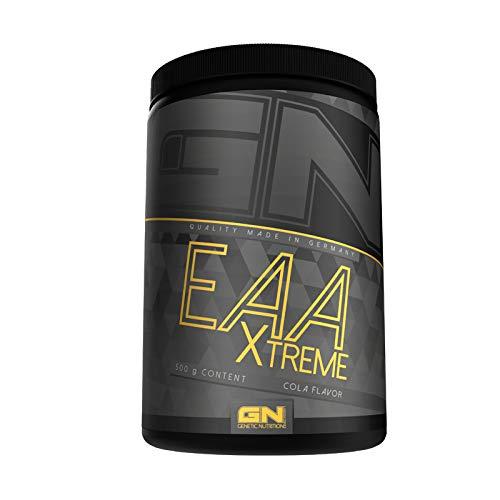 GN Laboratories EAA Xtreme Essential Amino Acid Amino Aminosäure Rein Muskelaufbau Muskelerhalt 500g (Ice Tea Peach)