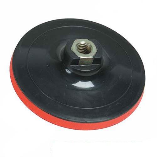 Silverline 427547 - Plato de soporte autoadherente (125 x 10 mm)