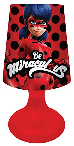 Mini Lampada LED Ladybug Be Miraculous 65971