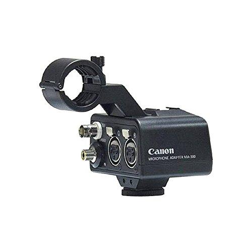 Canon MA 300 Mikrofon-Adapter für XL1/XL 1s/XL2/XH-A1/XM1/2