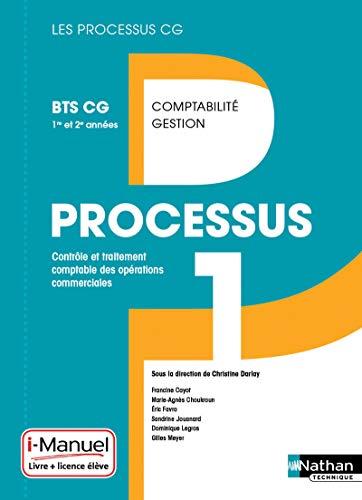 Processus 1 Bts Cg 1re Et 2e Annees