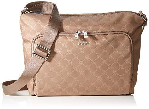 Joop! Schultertasche Nylon Cornflower Sporty Bela aus Nylon Damen Handtasche mit Reißverschluss