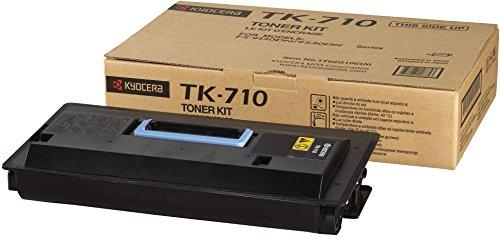 Kyocera 1T02G10EU0 TK-710 (EU) Tonerkartusche 40.000 Seiten, schwarz