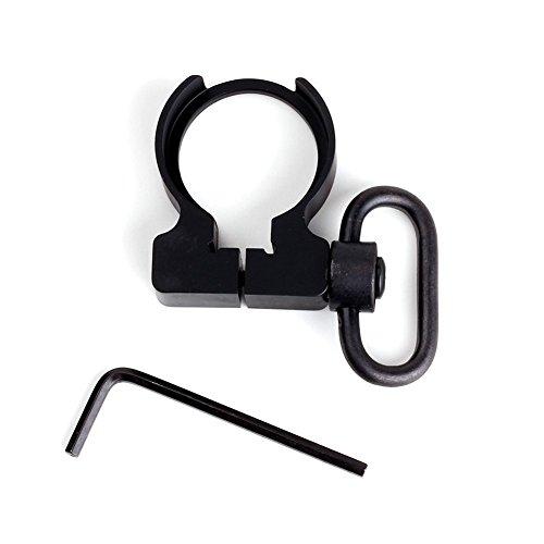 OAREA Quick Detach QD Endplatte Sling Swivel Adapter Halterung für die Jagd .223/5.56 Karabiner AR15 M4 Gewehr