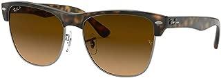 RB4175 CLUBMASTER OVERSIZED Sunglasses For Men For Women