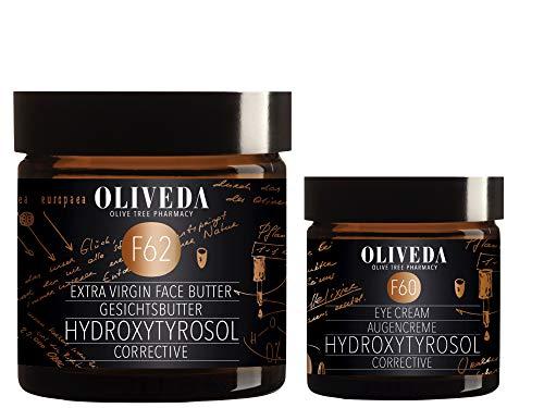 Oliveda Corrective F62 Gesichtsbutter 60ml + F60 Augencreme 30ml