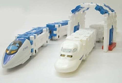 entrega de rayos New block bullet train set set set (japan import)  todos los bienes son especiales