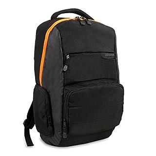 J World New York Caliber Laptop Backpack, Black, One Size (B072K7YKMH) | Amazon price tracker / tracking, Amazon price history charts, Amazon price watches, Amazon price drop alerts
