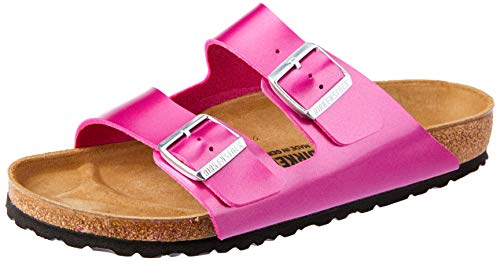 BIRKENSTOCK Arizona BF Electric Metallic Magenta 40