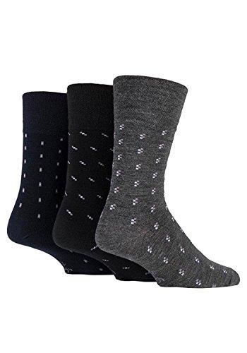 HDUK Mens Socks Herren Socken 39-45 Gr. 39-45, Assorted Dark Patterned
