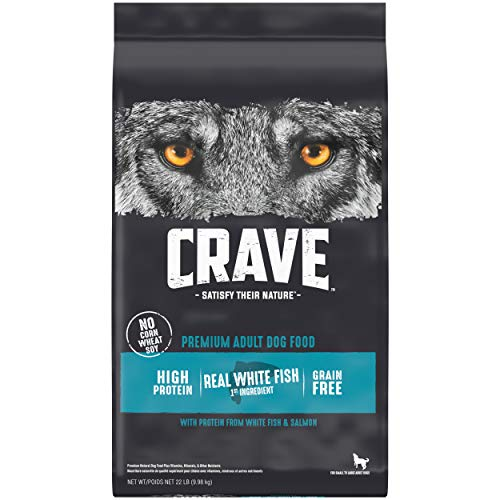 Crave Dry Dog Food with Salmon And Ocean Fish