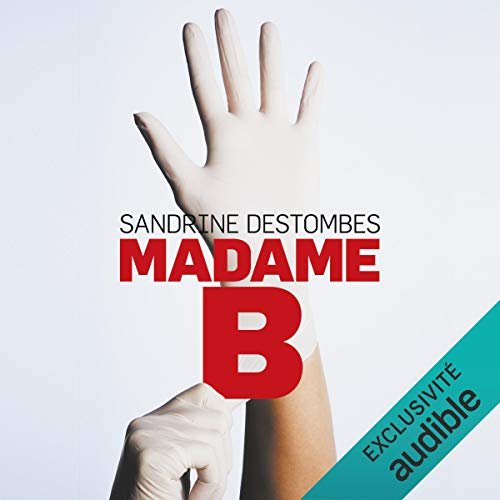 Couverture de Madame B