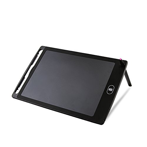 LCD Writing Tablet 8.5-inch Screen Electronic Writing Board Graphic Pad Digital Drawing for Kids Office One Button Erase