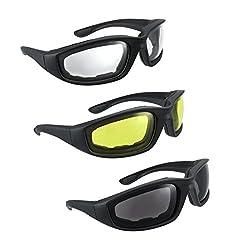 Image of 3 Pair UV Protection...: Bestviewsreviews