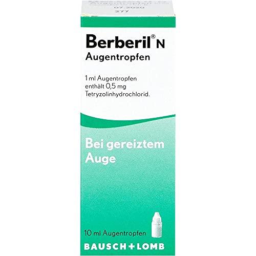 Dr. Gerhard Mann -  Berberil N